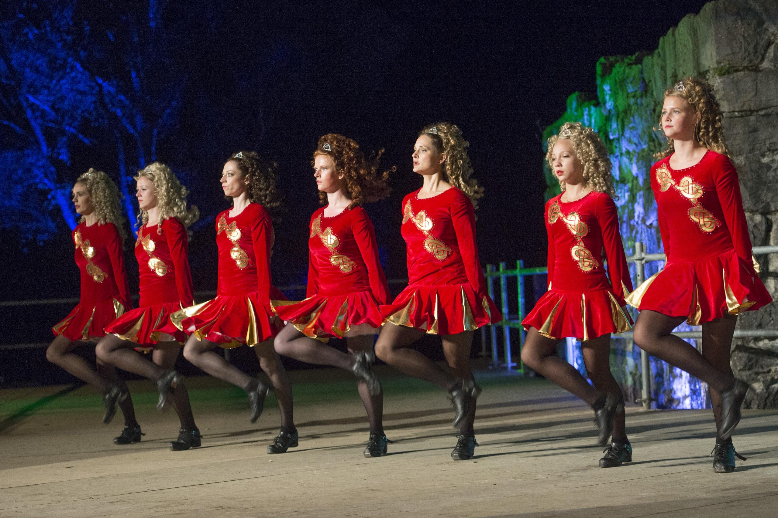 Group Dances